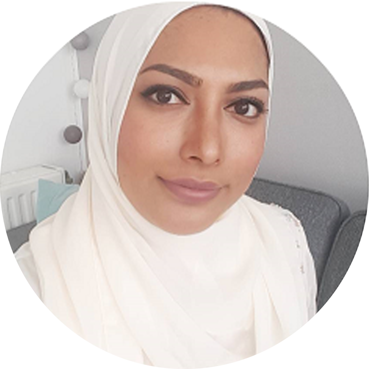 Blogger Mahwish Ashraf